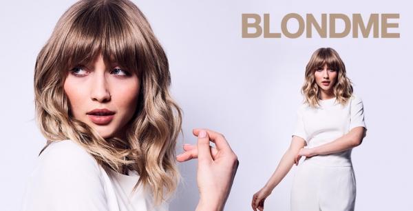 Schwarzkopf Professional - A BlondMe termékújdonságai